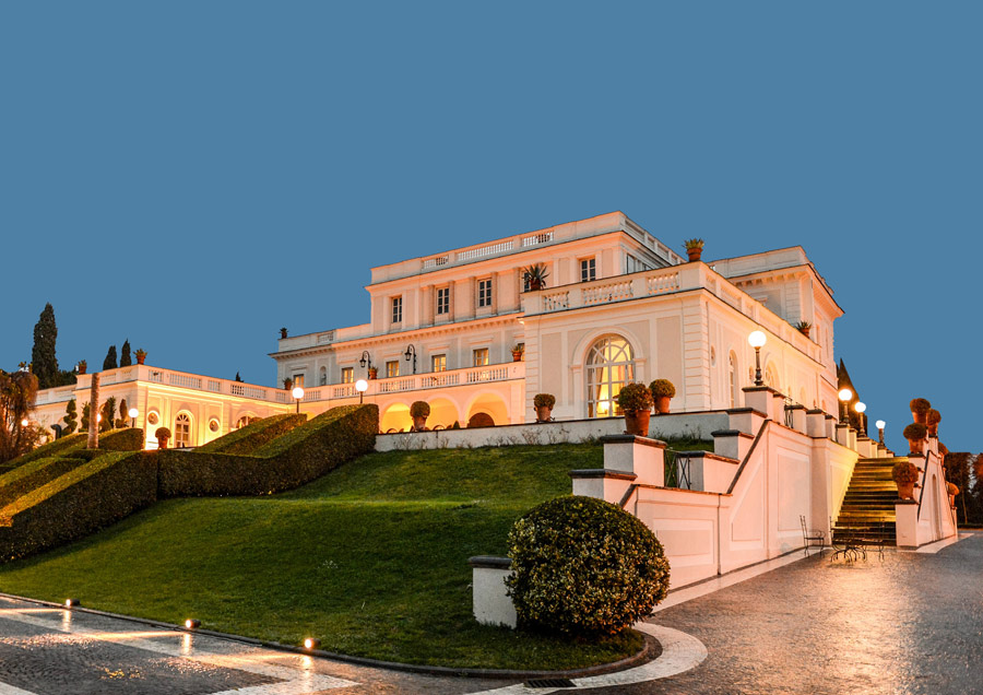 Matrimonio In Villa Roma : 5 fra le più belle wedding location di roma valentina de laurentis