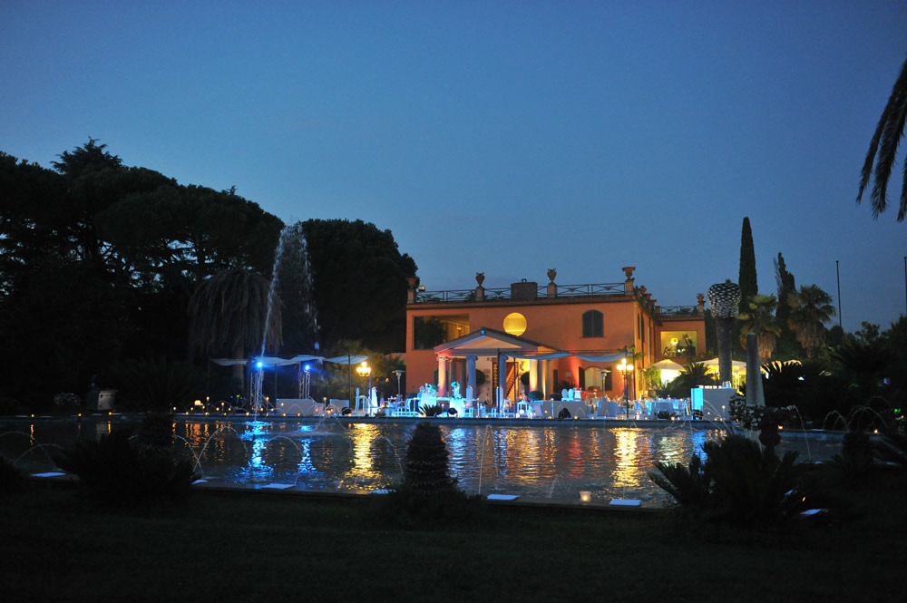 Matrimonio Villa Dino Roma